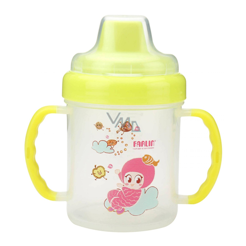 Farlin AET-CP011-B Non-spill Magic Spout Cup