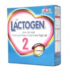 Nestlé LACTOGEN 2 Follow up Formula with Calcium 6m+ 350 gm BIB