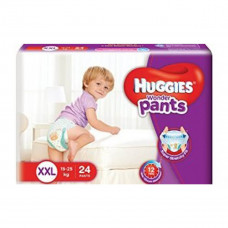 Huggies Wonder Pants XXL 15-25 Kg 24 Pcs