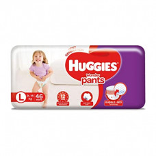 Huggies Wonder Pants Large 9-14 Kg 46 Pcs