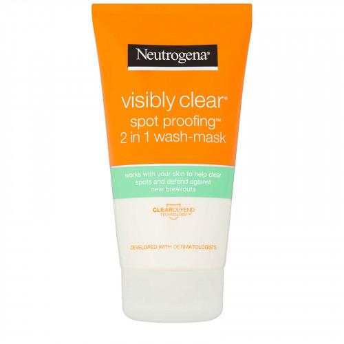 Neutrogena 2 in 1 Wash Mask 150 mL