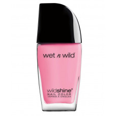 Wet n Wild Wild Shine Nail Color (Tickled Pink)
