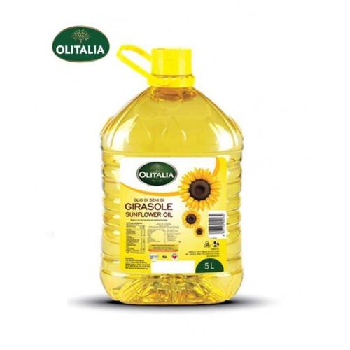 Olitalia Sunflower Oil 5 ltr