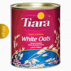Foster Clark's Tiara White Oats Tin 500 gm