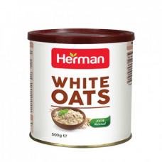 Herman White Oats 500 gm