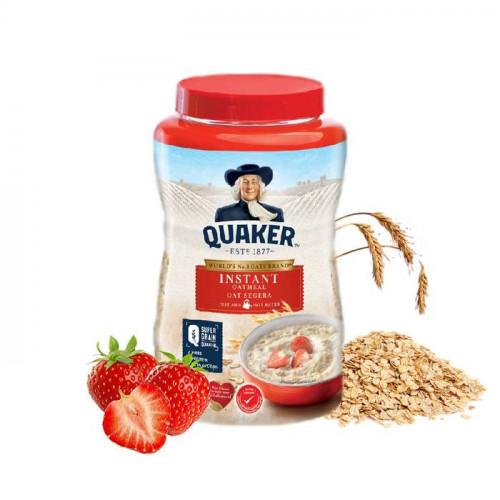 Quaker Instant Oatmeal Jar 1 kg