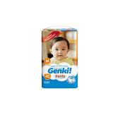 Genki Medium Pant Diaper 7-10Kg 42Pcs