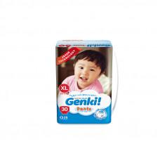 Genki XL Pant Diaper 12-17Kg 30Pcs