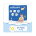 Mothercare XL Pants Diaper 12-17kgs - 54 pcs