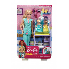 Barbie GKH23 Baby Doctor Playset