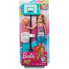 Barbie GHK35 Stacie Basketball Doll