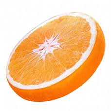 Fruit Cushion Orange