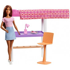 Barbie FXG52 Loft Bed Playset