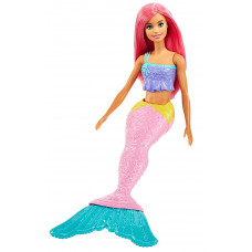 Barbie GGC09 Dreamtopia Mermaid Doll Pink