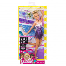 Barbie FJB18 Rhythmic Gymnast Doll