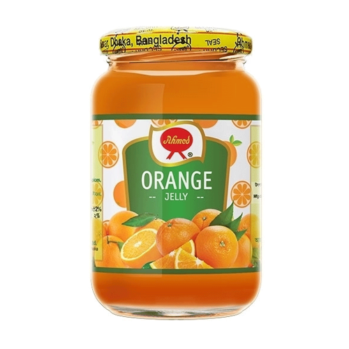 Ahmed Orange Jelly 250 gm