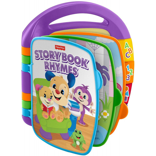 Fisher-Price Laugh and Learn Storybook Rhymes