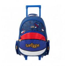 Smiggle Ultra Explorer Comfort Backpack Black