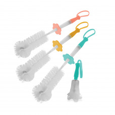 Pur Bottle and Nipple Cleaning Brushes with Stand