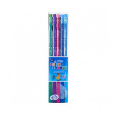 Smiggle Color Change Greylead Pencils Pack X5