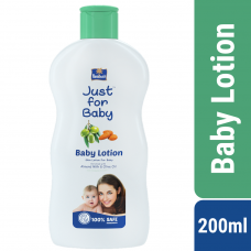 Parachute Just for Baby Baby Lotion 200 mL