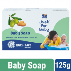 Parachute Just for Baby Baby Soap 125 gm
