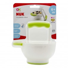 Nuk Annabel Karmel Food Masher and Bowl