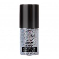 J.Cat Beauty Sparkling Powder- Lion Silver