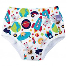 Bambino Mio Potty Training Pants Outer Space