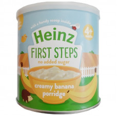Heinz Creamy Banana Porridge 4 Month+ 240 gm