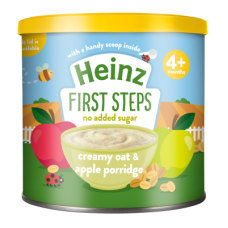 Heinz Creamy Oat & Apple Porridge 4 Months+ 240 gm