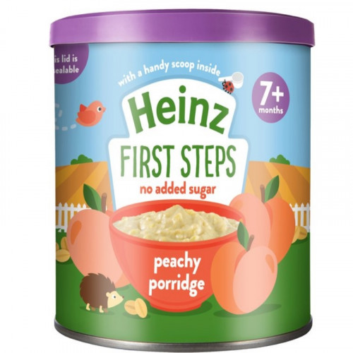 Heinz Peachy Porridge 7 Month+ 240 gm