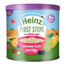 Heinz Summer Fruit Porridge 7 Months+ 240 gm