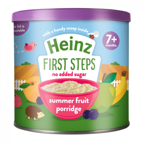 Heinz Summer Fruit Porridge 7 Months+ 240 gm