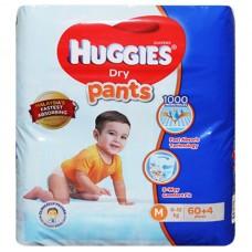 Huggies Dry Medium Pant Diaper 6-12Kg - 64 Pcs (Malaysia)