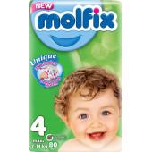 Molfix Giant Maxi Belt 7-14 80 Pcs (Made in Turkey)