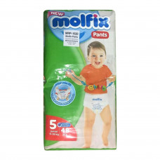 Molfix Jumbo Pants Junior 12-17 Kg 48 Pcs (Made in Turkey)