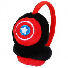 Winter Warm Cartoon Hero Earmuffs Captain America