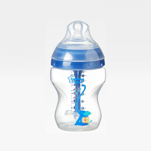Tommee Tippee Advanced Anti-Colic Bottle Blue 260ml