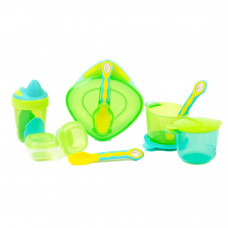 Vital Baby Start Weaning Kit 8 Pieces