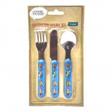 George Home Construction Cutlery Set