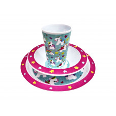 George Home Unicorn Dine Set