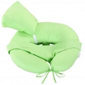 Multifunctional Detachable Nursing Pillow Green