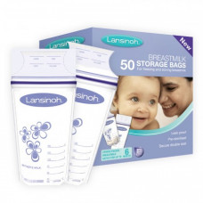 Lansinoh breast milk storage bag Pack of 50