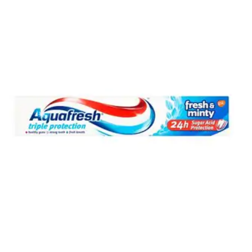 Aquafresh Intense Clean Lasting Fresh Toothpaste 75 mL