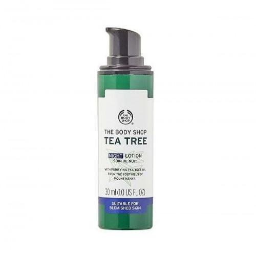 The Body Shop Tea Tree Night Lotion - 30 mL
