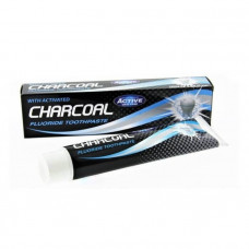 Beauty Formulas Active Charcoal Toothpaste 125 ml