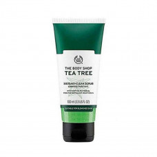 Body Shop Tea Tree Squeaky-Clean Scrub