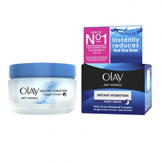 Olay Anti Wrinkle Instant Hydration Night Cream 50 mL.