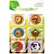 Mosquitno Mosquito Repellent Patch ( Pack of 6 )